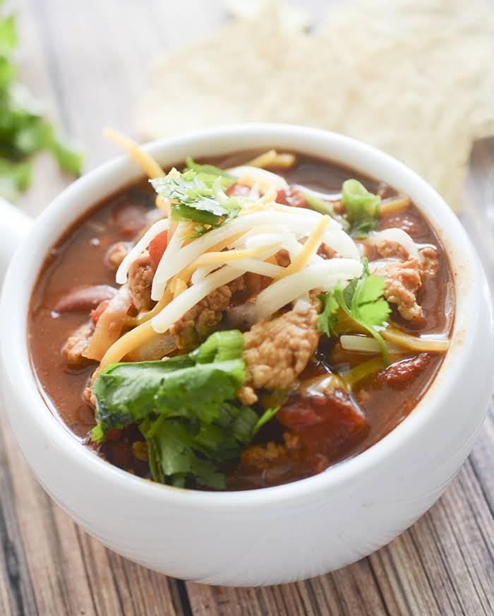 10 Best Weight Watchers Chicken Chili Recipes