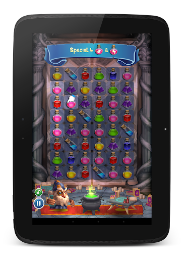 Magic Blender - Magic Potions - Match 3 apktram screenshots 13