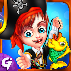 Pirate Fishing Dash