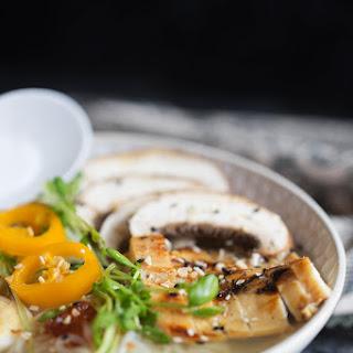 30 Minute Spicy Keto Ramen Bowl Recipe