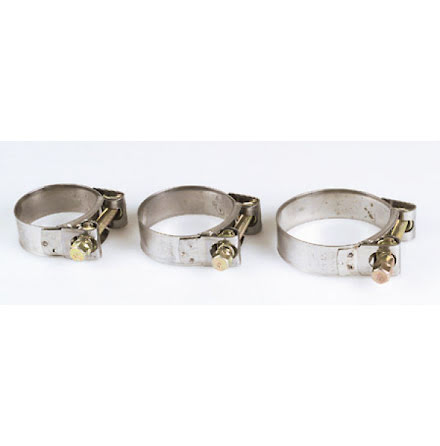 IXIL Exhaust clamp stainless steel