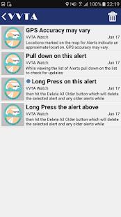VVTA Watch Screenshot
