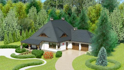 projekt Dom przy Malowniczej 3