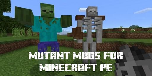 Mutant Creatures Mods for Minecraft PE screenshot 1