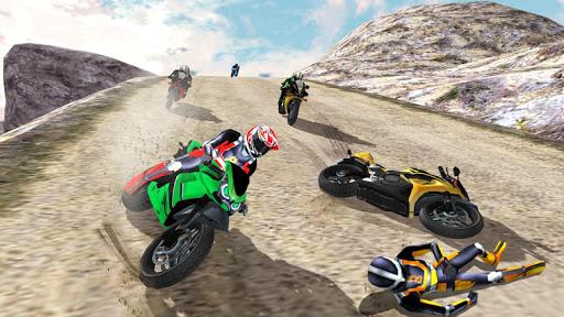 Hill Top Bike Racing screenshots 6