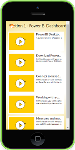 Power BI Ultimate Orientation- screenshot thumbnail