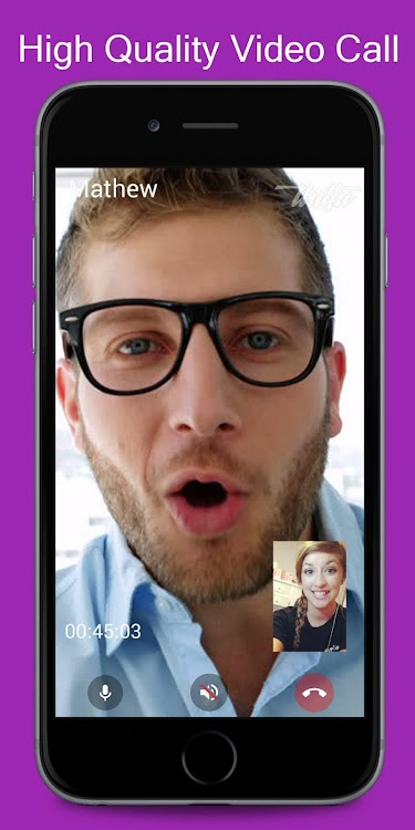 ttuttu high quality video call – (Android Apps) — AppAgg