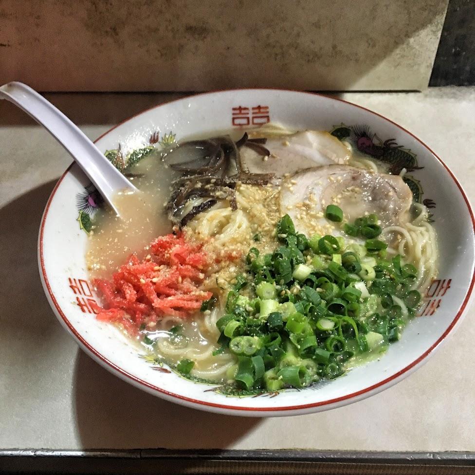 japońskie potrawy, hakata ramen