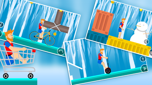 Scary Wheels: Don't Rush! android2mod screenshots 5