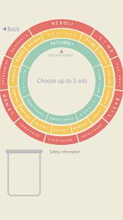 Essential Oil Blending Tool- screenshot thumbnail