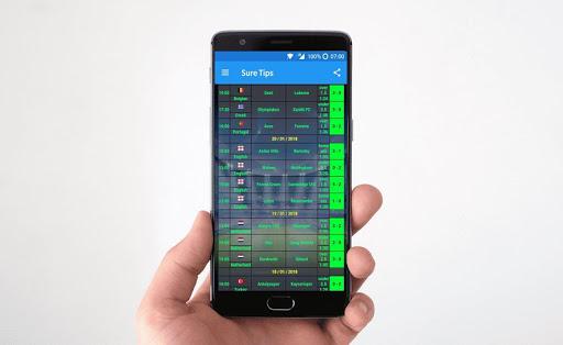 Betting TIPS VIP : DAILY PREDICTION 9.9.1 screenshots 8
