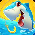 Fancy Fishing - Idle Fishing Joy icon