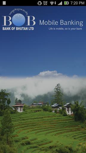 Bank of Bhutan Mobile Banking