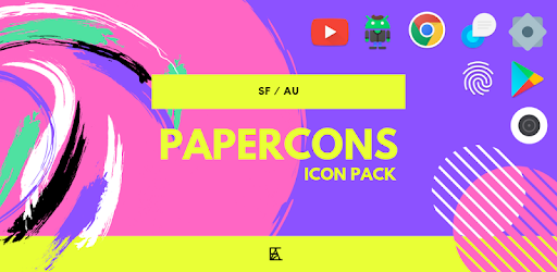 Papercons - Pixel Icon Pack - Apps on Google Play