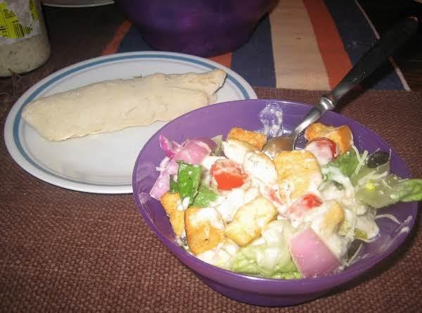 Olive Garden Salad & Dressing #Recipe 1