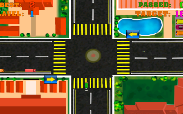 android Traffic Control Screenshot 6