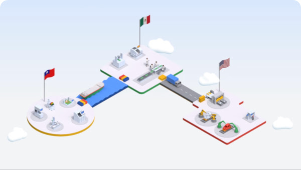 Video demo Visual Inspection AI