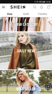 SheIn - Shop Women's Fashion screenshot 00