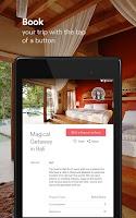 Screenshot of Airbnb