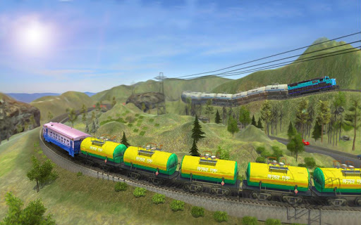 Oil Train Simulator 2019 2.6 screenshots 23