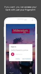 Millenniumbcp Screenshot 1