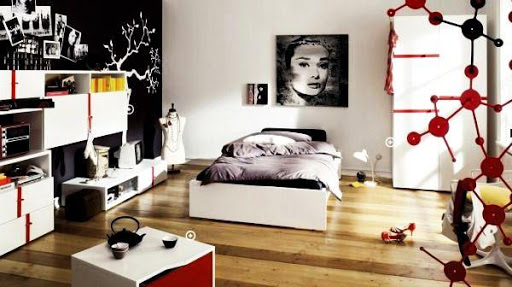 Teen Bedroom Ideas Designs