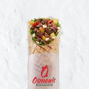 SAJ Beef Shawarma Wrap
