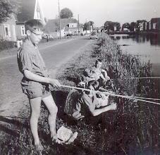 Photo: De vis wordt duur betaald Harm Jan Lanjouw