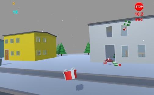 Christmas Rush - náhled