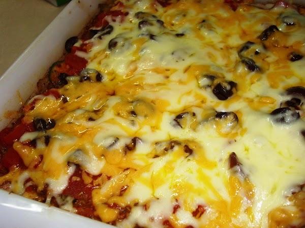 Chicken Zucchini Olé Recipe