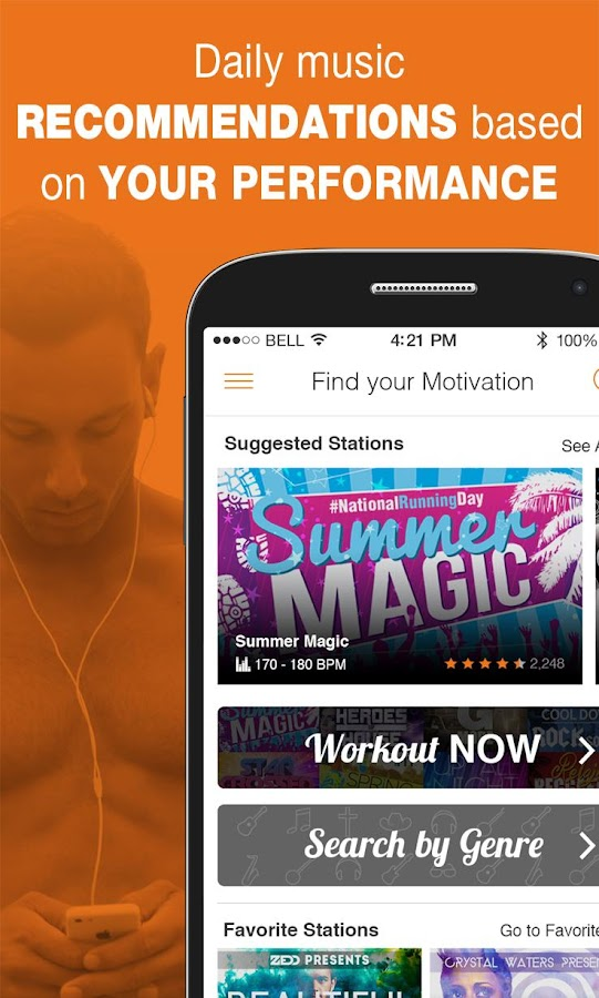 RockMyRun - Best Workout Music- screenshot