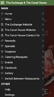 The Exchange & The Canal House- screenshot thumbnail