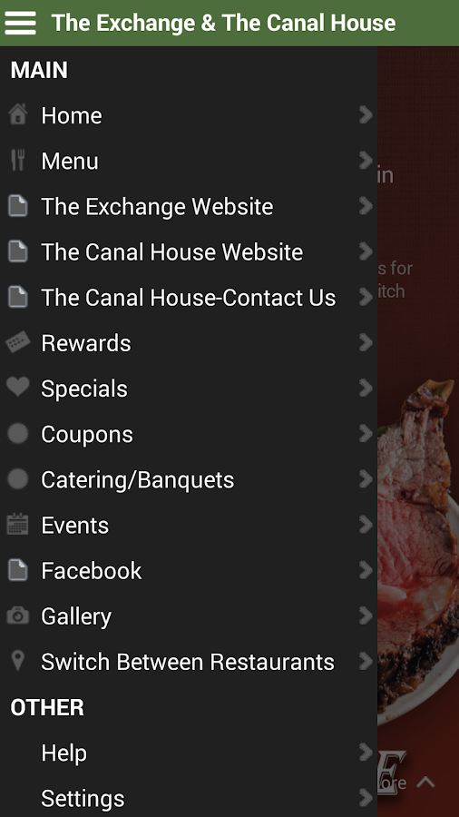 The Exchange & The Canal House- screenshot
