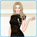 Glamorous Dress Up: Yvonne icon