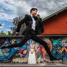 Wedding photographer Tudor Bolnavu (TudorBolnavu). Photo of 21.07.2017