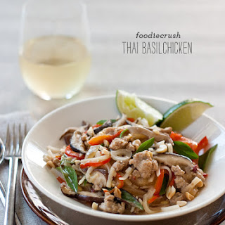 Thai Basil Chicken With Coconut Milk Recipes.