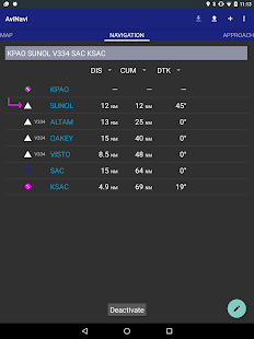 AviNavi, navigation for pilots – Apps bei Google Play