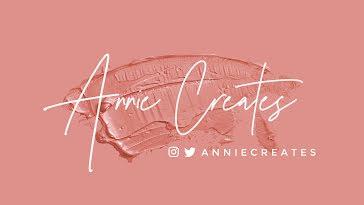Annie Creates - YouTube Intro template