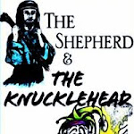 Logo for The Shepherd and The Knucklehead of Hoboken, NJ