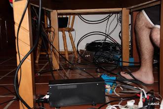 Photo: Algunos metros de cables