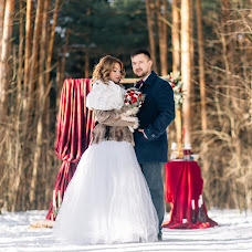 Wedding photographer Anastasiya Chetverikova (Chetverikova). Photo of 27.03.2017