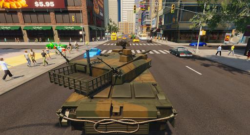 Gangster && Mafia Grand Vegas City crime simulator  screenshots 4