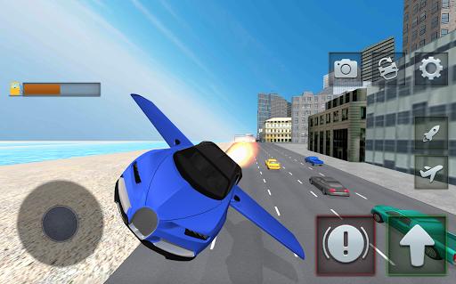 Ultimate Flying Car Simulator 1.01 8