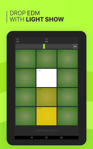 Trap Drum Pads 24 - Make Beats & Music screenshot 7