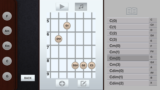 Play Virtual Guitar - Electric and Acoustic Guitar 1.4 DreamHackers 5