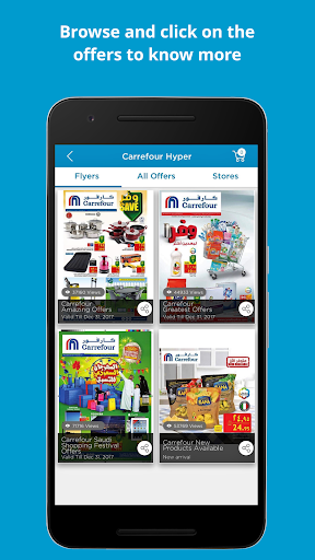 ClicFlyer: Weekly Offers, Promotions & Deals Apk 2