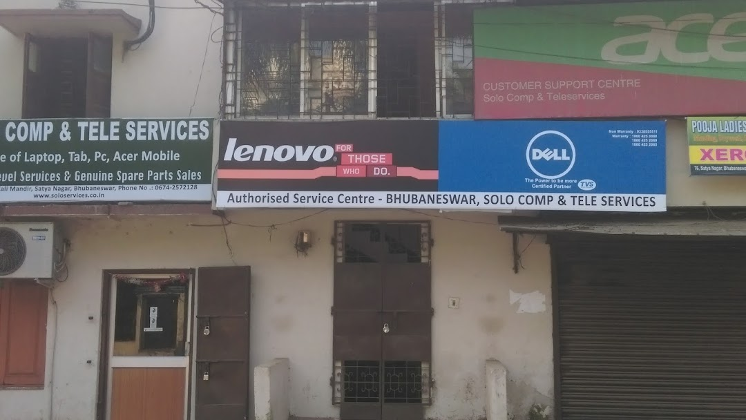DEll Acer LENOVO &HCL  Authorized service center At