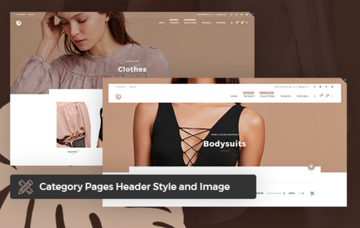 Rigid WordPress Marketplace theme homepage featuring the tagline, computer screen, and example of the the theme layout