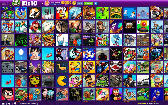 Kiz10.com - Play Games Online For Free