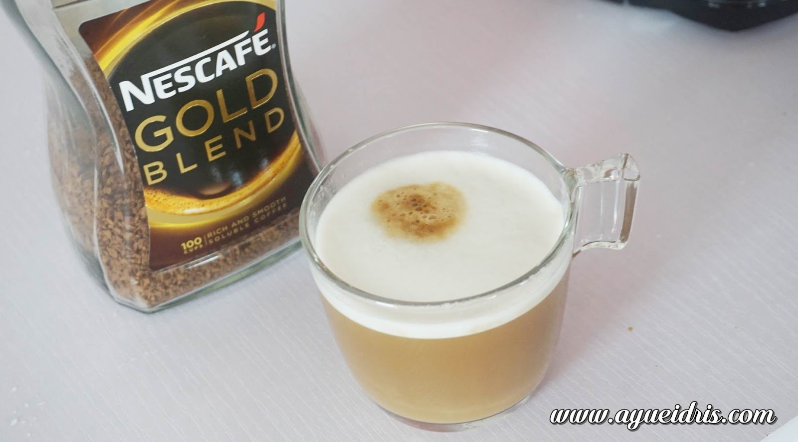 Nescafe Gold Barista Coffee Machine cara guna harga (26).JPG